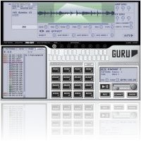 Virtual Instrument : FXpansion GURU v1.6 - macmusic