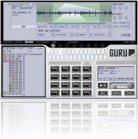 Instrument Virtuel : FXpansion GURU v1.6 - macmusic