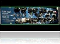 Industrie : Audio Addict distribue Tube-Tech - macmusic