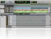 Music Software : Pro Tools Corner - Pro Tools 8 : MIDI Editor - macmusic