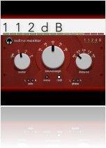 Plug-ins : 112dB Redline Monitor v1.0.2 - macmusic