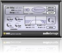 Plug-ins : Nouvelle Réverbe en approche chez Audio Damage - macmusic