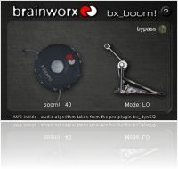 Plug-ins : Brainworx bx_boom! available seperately - macmusic