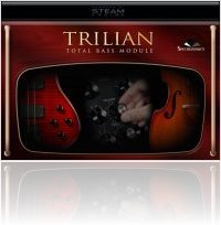 Virtual Instrument : Spectrasonics Trilian delayed... - macmusic