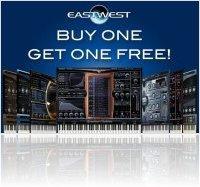 Industrie : Promo EastWest : 1 acheté = 1 offert - macmusic