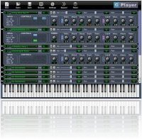 Virtual Instrument : SoundLib G-Player v1.1 - macmusic