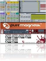 Virtual Instrument : Puremagnetik Guitar Rack Volume 3 - macmusic