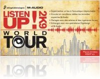 Evénement : Digidesign/M-Audio Listen Up! World Tour - macmusic
