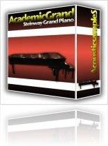 Virtual Instrument : AcousticsampleS AcademicGrand Steinway D Grand - macmusic