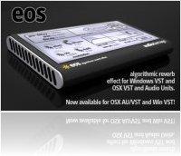 Plug-ins : Audio Damage Eos dispo - macmusic