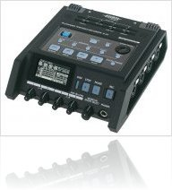 Audio Hardware : Edirol R-44 Updated - macmusic