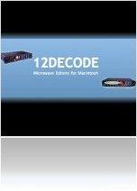 Music Software : 12DECODE : Free Waldorf MicroWave editors - macmusic