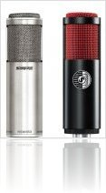 Audio Hardware : KSM ribbon mics by Shure - macmusic