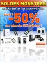Industrie : Soldes Monstres chez MacWay ! - macmusic