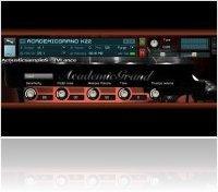 Instrument Virtuel : AcousticsampleS met à jour AcademicGrand - macmusic