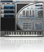 Instrument Virtuel : Best Service Titan - 200 Synthés en Un - macmusic