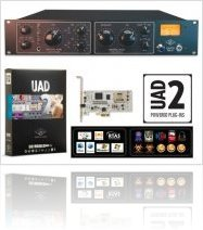 Industry : Buy an LA610 MkII and get a UAD2 Solo Free ! - macmusic