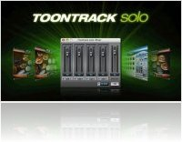 Music Software : Toontrack Solo 1.2.1 is now available - macmusic