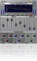 Plug-ins : Pro Audio DSP Dynamic Spectrum Mapper v1.3 - macmusic
