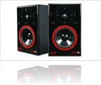 Audio Hardware : Akai Launches RPM8 Studio Monitors - macmusic