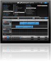 Plug-ins : EZplayer pro bundled with Ocean Way Drums and Drum Masters - macmusic