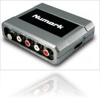 Computer Hardware : Numark presents the STEREO iO audio interface - macmusic