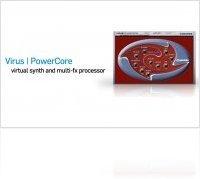 Instrument Virtuel : Access Virus pour PowerCore v2.0 - macmusic