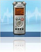Audio Hardware : Olympus LS-11 - Portable Audio Recorder - macmusic