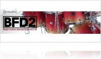 Virtual Instrument : BFD Yamaha Maple Custom Absolute Expansion Kit - macmusic