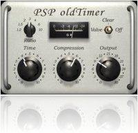 Plug-ins : PSP oldTimer - Vintage-style Compressor Plug-in - macmusic