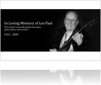 Event : Les Paul Passes Away at 94... - macmusic