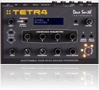 Matériel Musique : Tetra - nouveau synthé analogique signé Dave Smith - macmusic