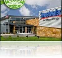 Industry : Sweetwater Awarded LEED® Platinum Certification - macmusic
