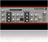 Plug-ins : D16 Group releases Toraverb - Space Modulated Reverb - macmusic