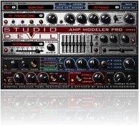 Plug-ins : One for the Guitarists : Studio Devil Amp Modeler Pro - macmusic