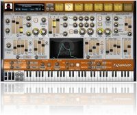 Virtual Instrument : FXpansion D-CAM: Synth Squad Available - macmusic