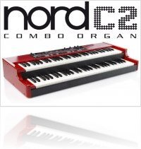 Music Hardware : Nord C2 Combo Organ Now Shipping - macmusic