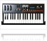 Music Hardware : Akai Pro Miniak Synthesizer Now Shipping - macmusic