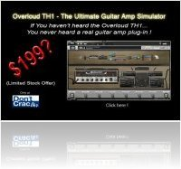 Industry : Overloud TH1 at $199 - macmusic
