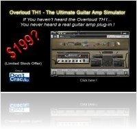 Industrie : Overloud TH1 pour 199$ chez DontCrac[k] - macmusic