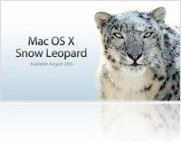 Apple : Snow Leopard débarque le 28 août ! - macmusic