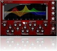 Plug-ins : 112dB Redline Equalizer passe en v1.0.2 - macmusic