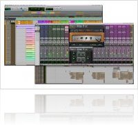 Music Software : Pro Tools updated to v8.0.1 - macmusic