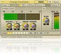 Plug-ins : Voxengo releases TransGainer - macmusic