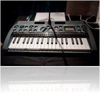 Rumeur : Nouveau clavier chez Korg ? - macmusic