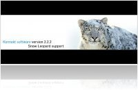 Informatique & Interfaces : Les interfaces TC Konnekt compatibles Snow Leopard - macmusic