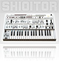 Virtual Instrument : D16 Group announces Shioitor - macmusic