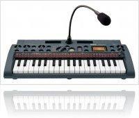 Music Hardware : Korg microSAMPLER - macmusic