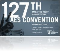 Event : 127th AES - New York 2009 Special Report - macmusic
