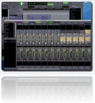Music Software : Harrison Mixbus - Virtual Harrison Mixer plus full-featured DAW for OS X - macmusic